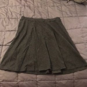 Grey Nordstrom skirt